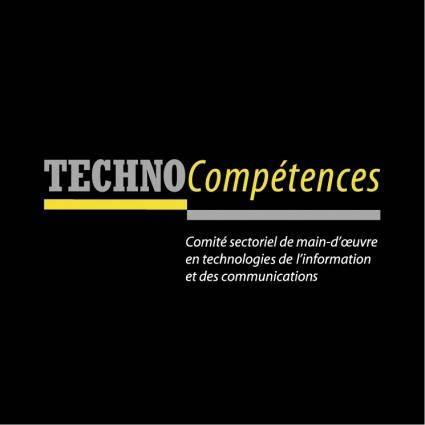 Technocompetences