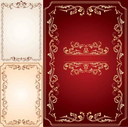 free vector Lace practical vector