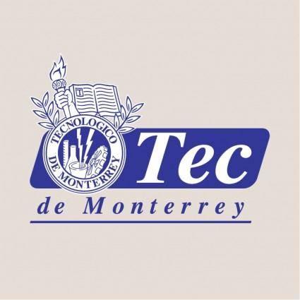 free vector Tec de monterrey