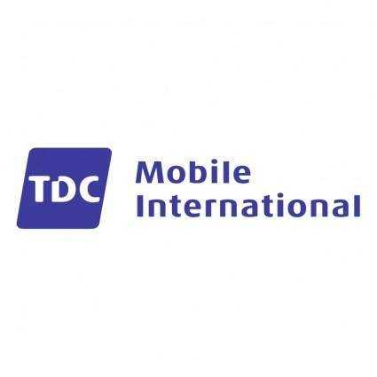 free vector Tdc mobile international
