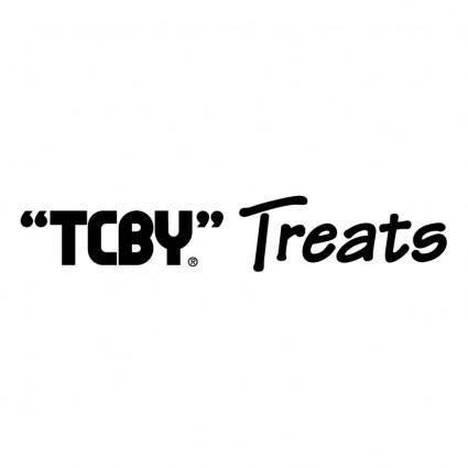 free vector Tcby treats