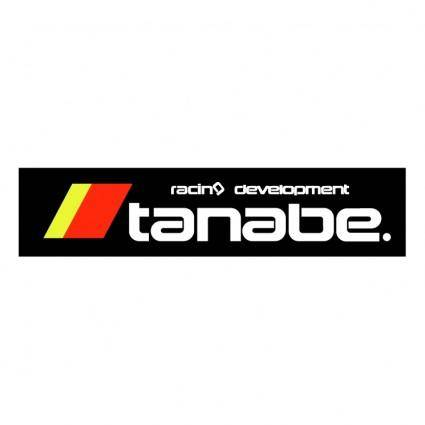 free vector Tanabe racing development
