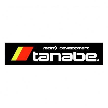 Tanabe racing development