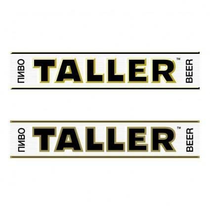 Taller beer 1