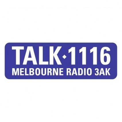 Talk 1116