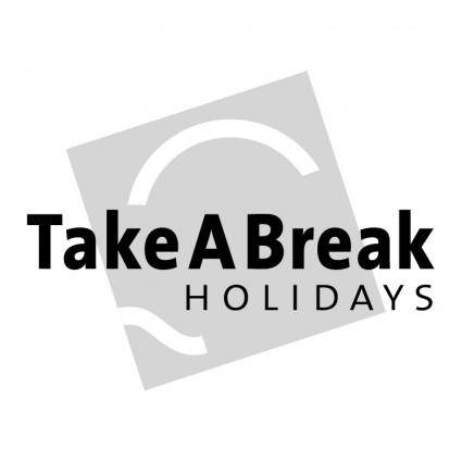 Take a break holidays