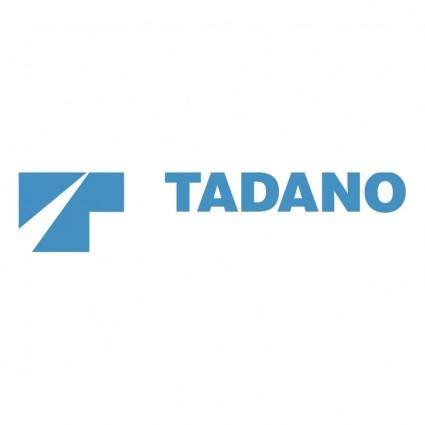 free vector Tadano