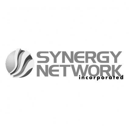 free vector Synergy network