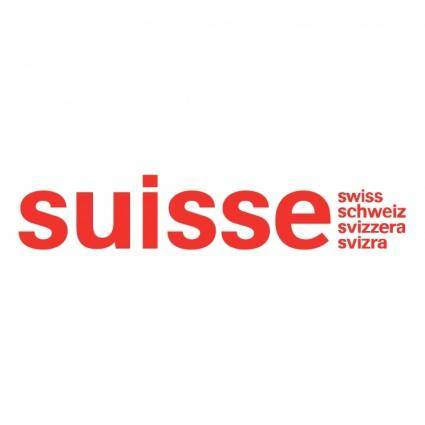 free vector Swiss air lines 2
