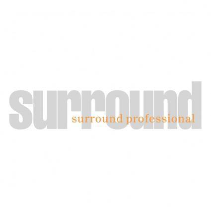 free vector Surround professional
