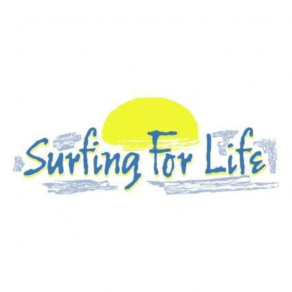 free vector Surfing for life