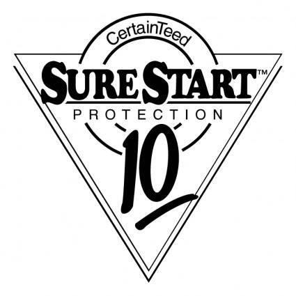 free vector Surestart protection