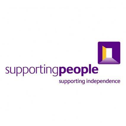 Supporting people 0