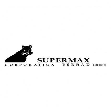 free vector Supermax corporation