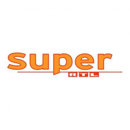 free vector Super rtl