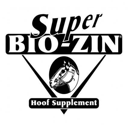 free vector Super bio zin