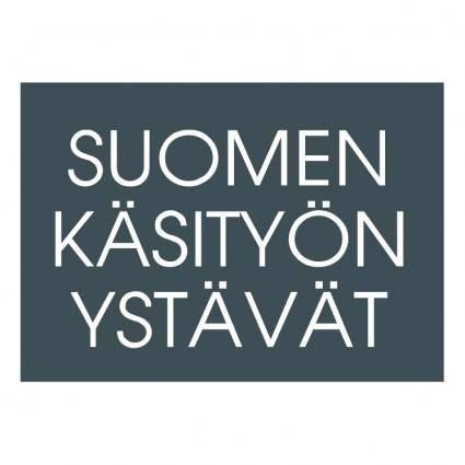 Suomen kasityon ystavat