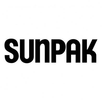 free vector Sunpak