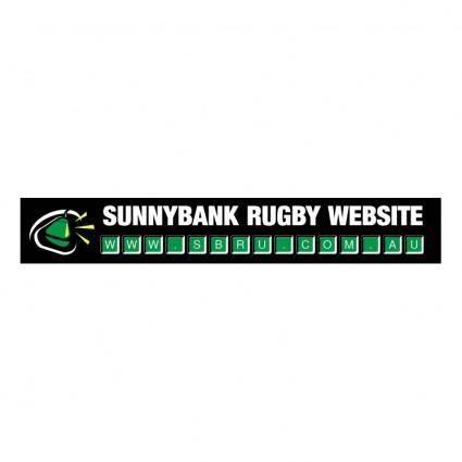 Sunnybank rugby website