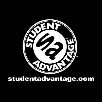 free vector Student advantage