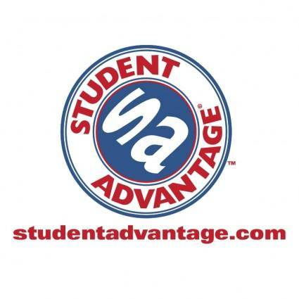 free vector Student advantage 0