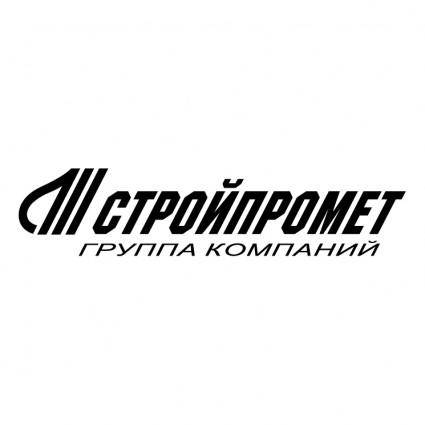 free vector Stroipromet group