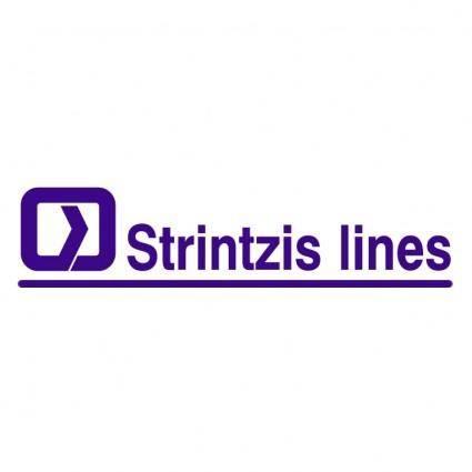 free vector Strintzis lines