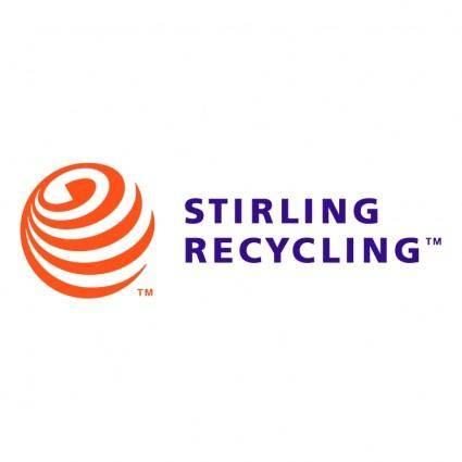 free vector Stirling recycling