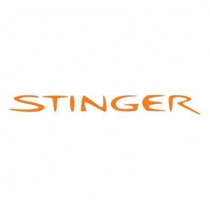 free vector Stinger