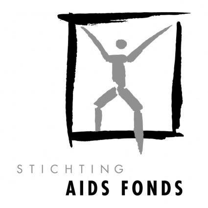 free vector Stichting aids fonds 0