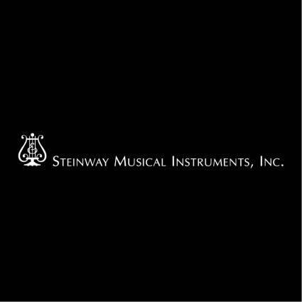 Steinway musical instruments