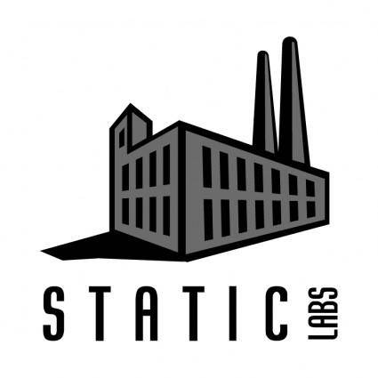 free vector Static labs