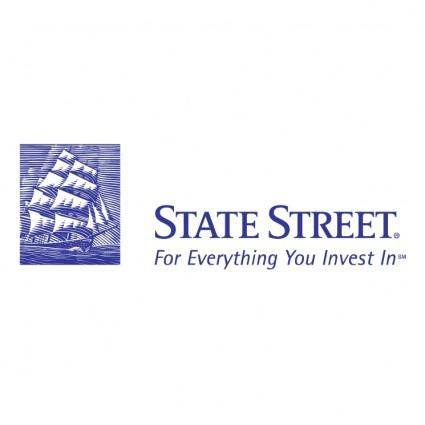 free vector State street