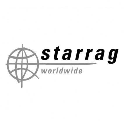 free vector Starrag worldwide