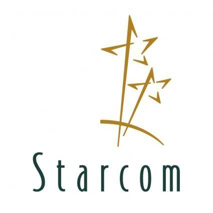 free vector Starcom