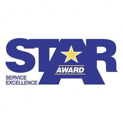 free vector Star award 0