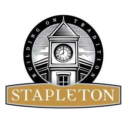 free vector Stapleton