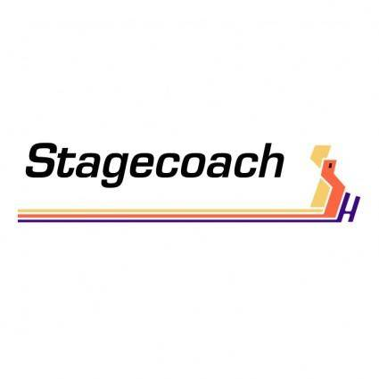 free vector Stagecoach