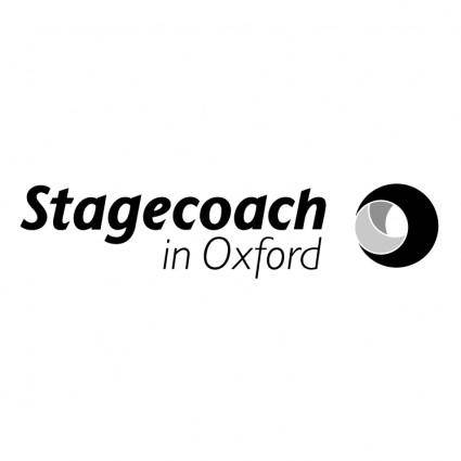 free vector Stagecoach in oxford