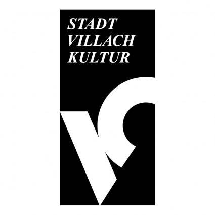 free vector Stadt villach kultur