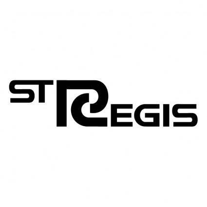 St regis 1