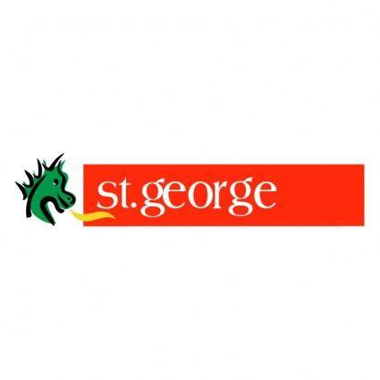free vector St george building society
