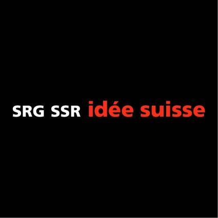 Srg ssr idee suisse 3