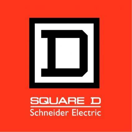 free vector Square d 1