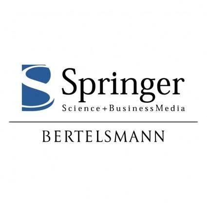 Springer bertelsmann