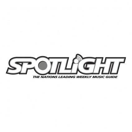 free vector Spotlight
