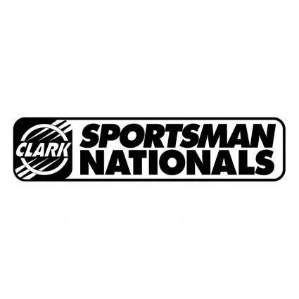free vector Sportsman nationals