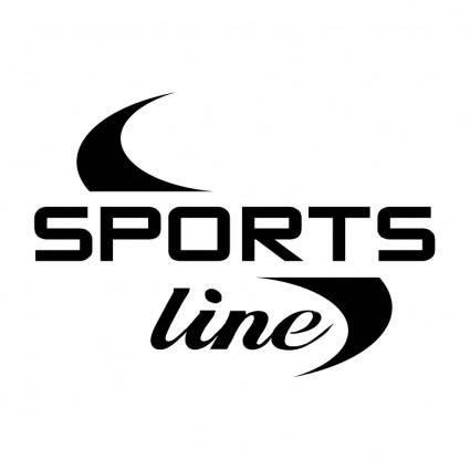 free vector Sports line