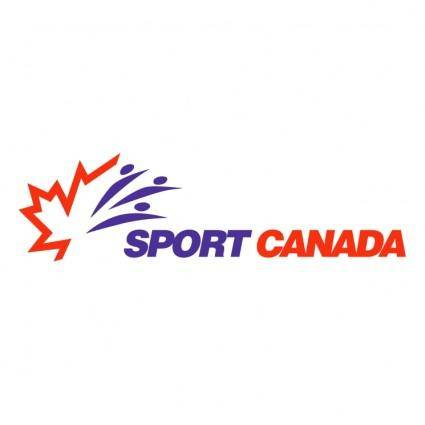 free vector Sport canada