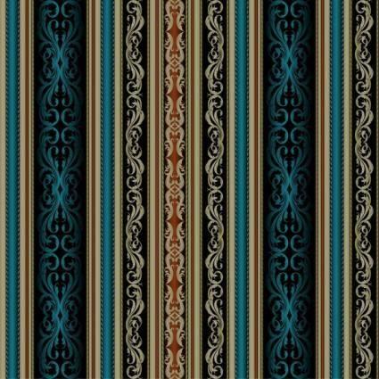 Classic seamless decorative texture 02 vector